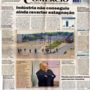 DIÁRIO DO COMÉRCIO CAPA